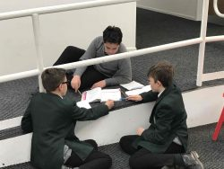 Year 7 Mathematicians Accepting the Challenge