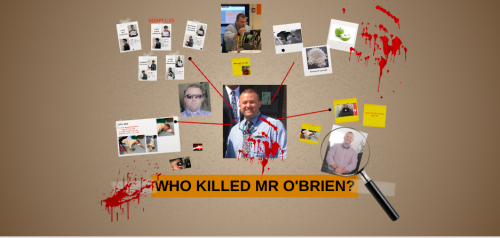 Bushey Meads Murder Mystery
