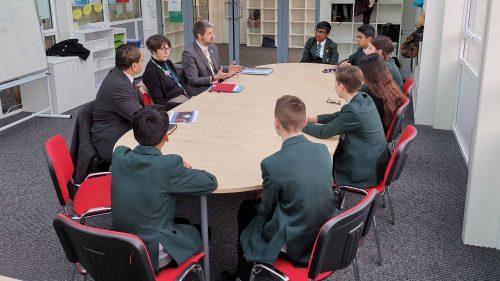 Successful School Visit