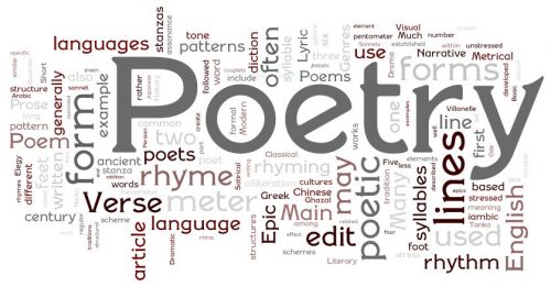 English National Poetry Competiton