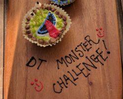 The Design & Technology Monster challenge!