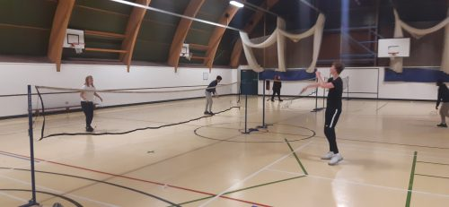Practical PE in lockdown