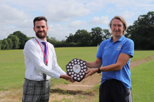 Willow House: Champions of the Inter house sport and fitness competition
