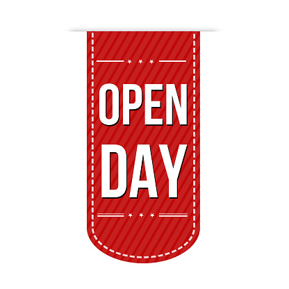 Open Day and Evening – Thursday 17th September