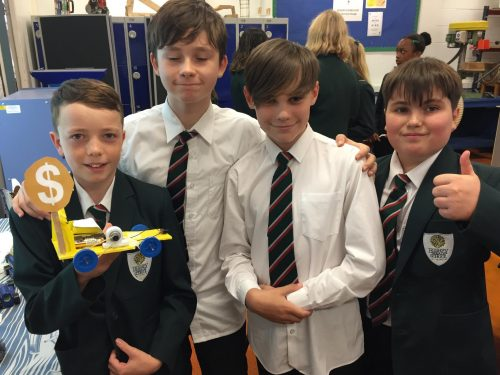 Year 8 On a Mission to Mars