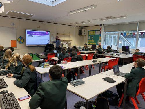 Training on Google Classrooms