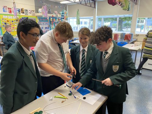Active Enrichment Day Sessions across the School