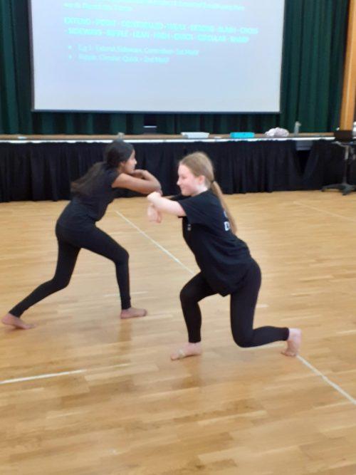 Infra Dance