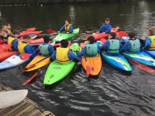 Year 11 Sports Studies : Kayaking