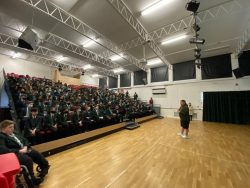 Consideration Assembly delivered by Mr O'Kelly