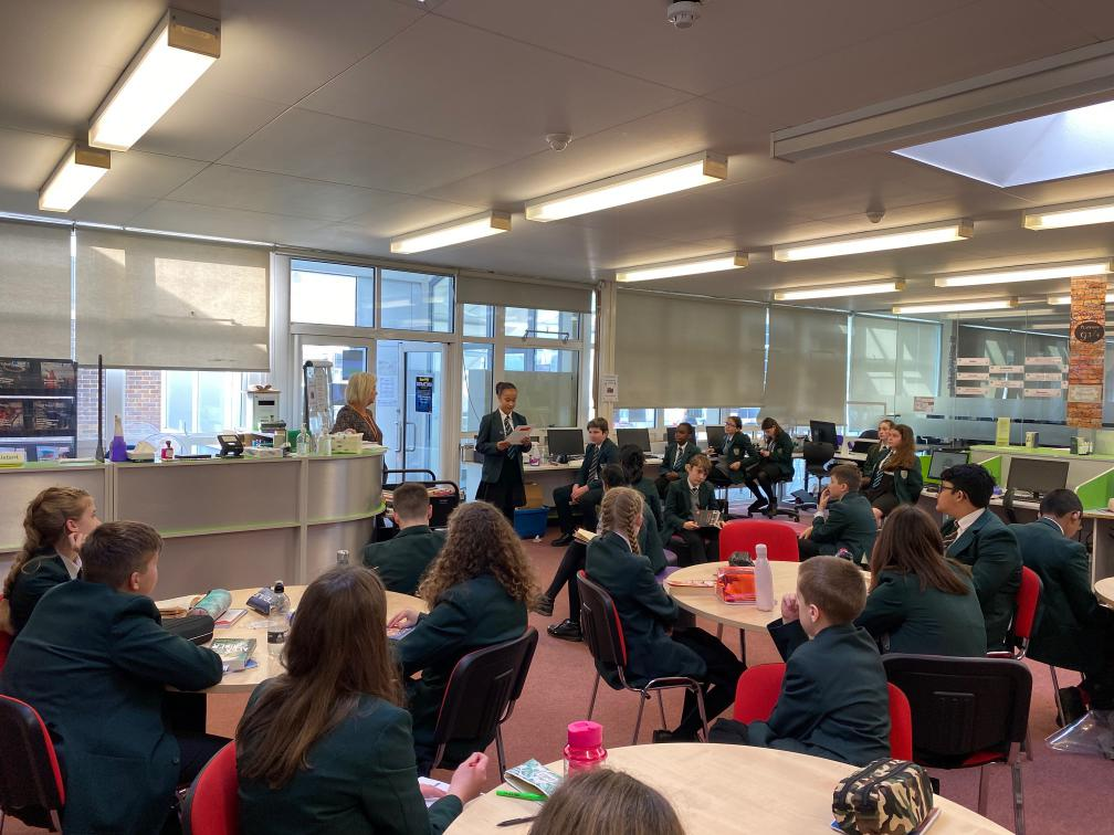 Oracy on Show in the LRC