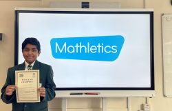 Mathletics Success!
