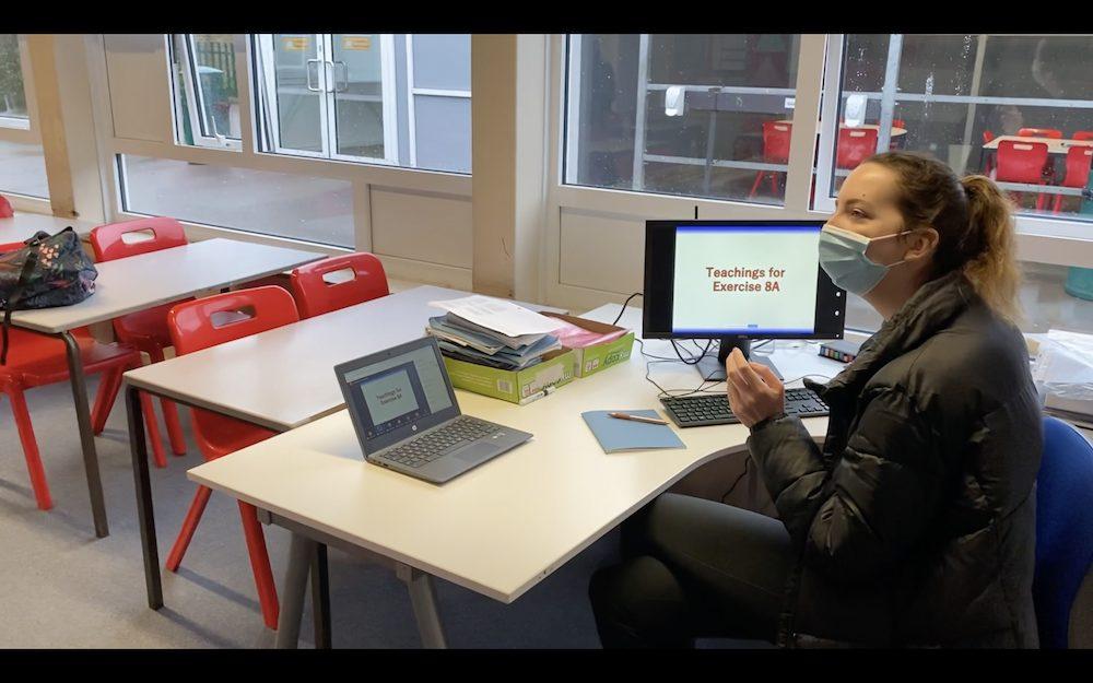 A level Maths Virtual Teaching