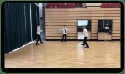 Dancing Online