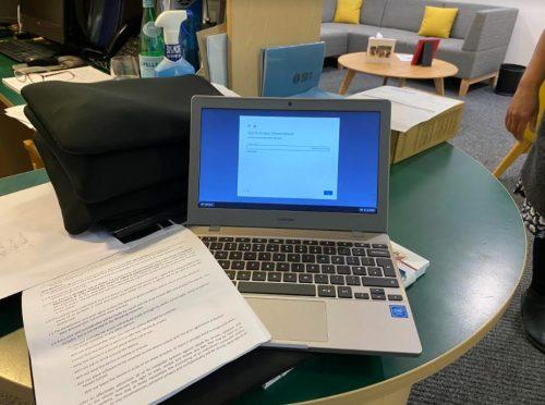 Laptops for Schools