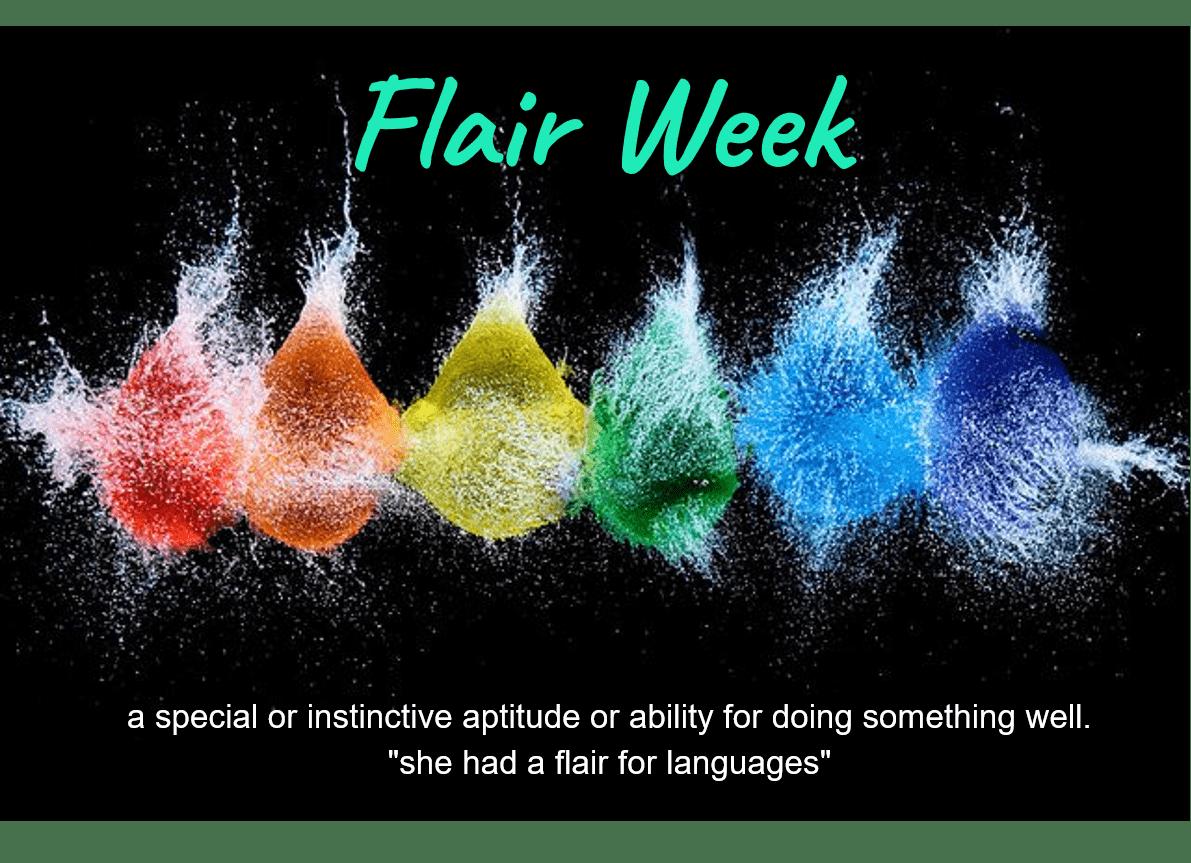Flair week in Social Sciences and Humanities
