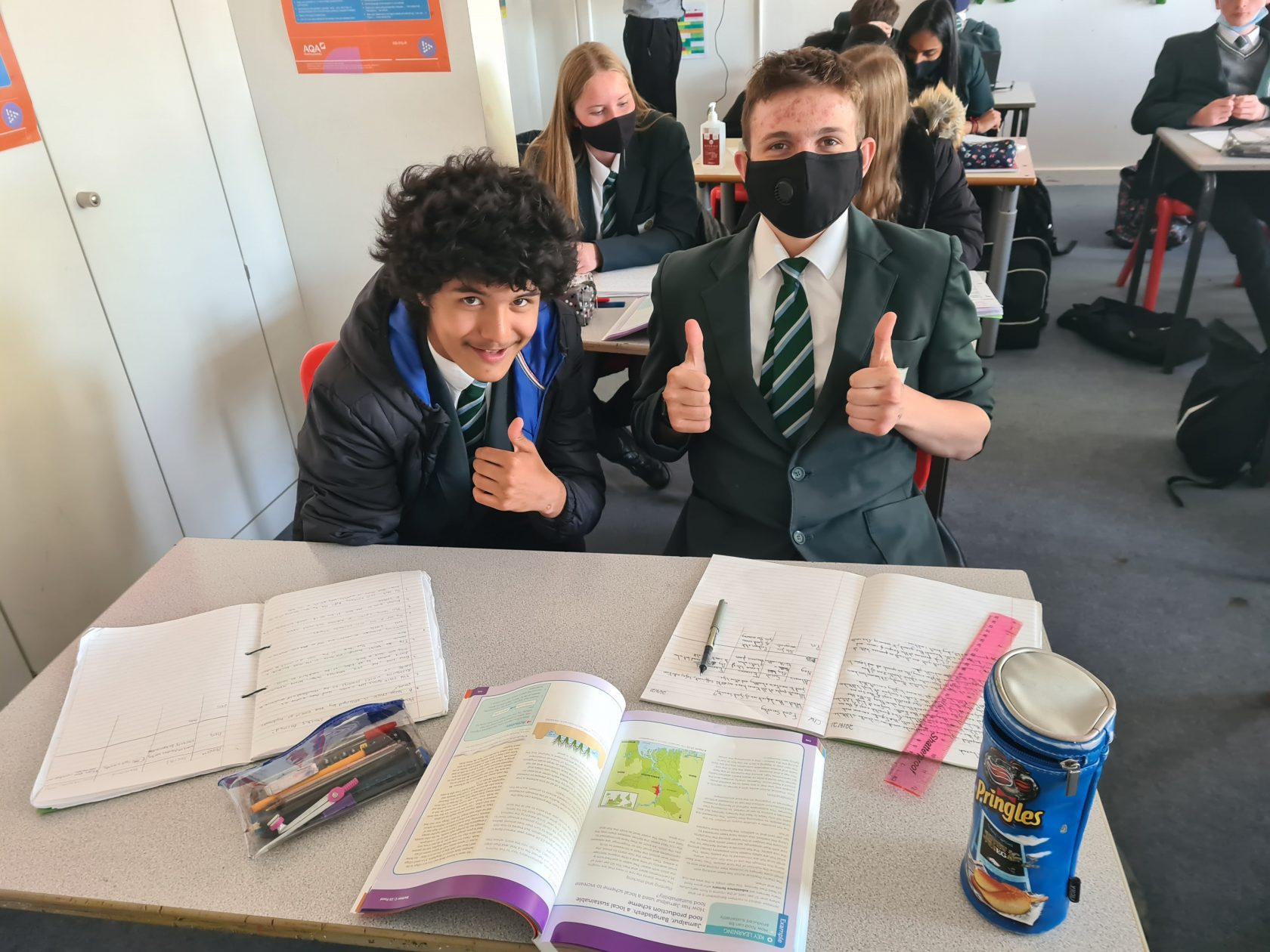 Enhancing the power of talk in Geography