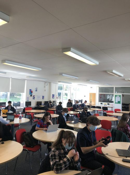 Year 12's Making Excellent Progress – EPQ Get Ahead Day