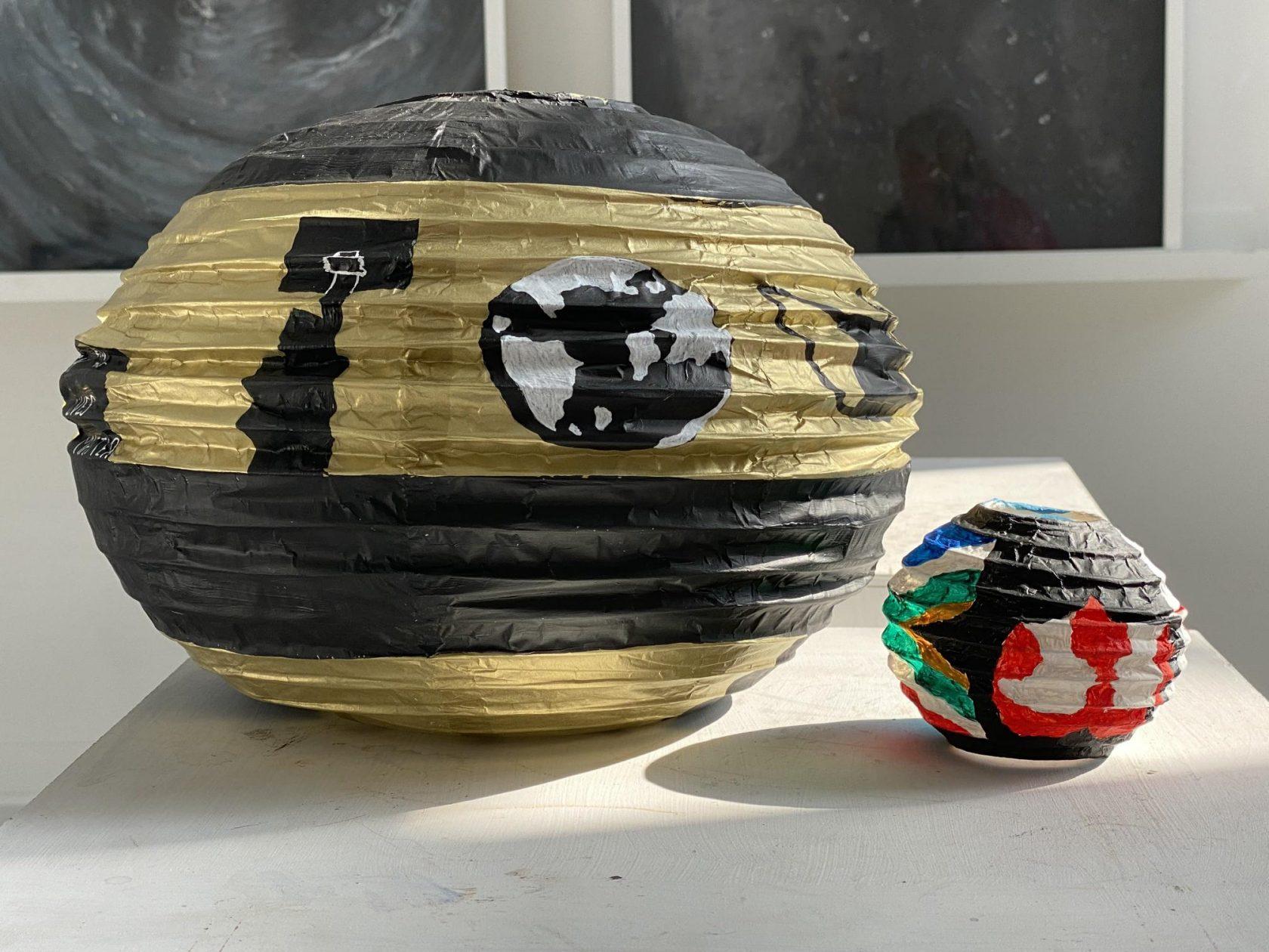 Innovative Sixth Form Artwork