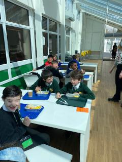 Year 6 SEND Transition – Learning Support