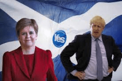 Scottish Independence: A Series of Hurdles