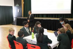 Student Parliament and Student Voice Having Impact…