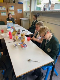 Learning Support – Breakfast Club