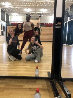 Dance Workshop with Industry Professional, Olisa Odele