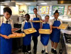 Year 7 Cooking Club Is Up and Cooking!