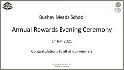 Rewards Evening 2021