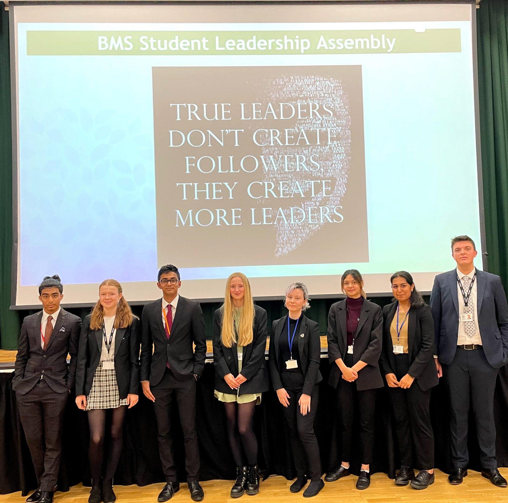 Student Leadership 2021-22…