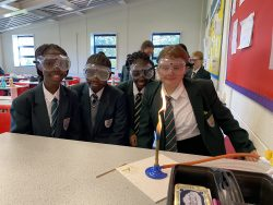 Science with Miss Farr