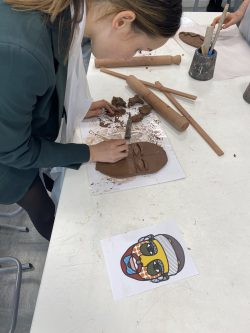 First Clay Lesson Since Covid