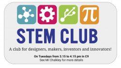 STEM Cub Returns!