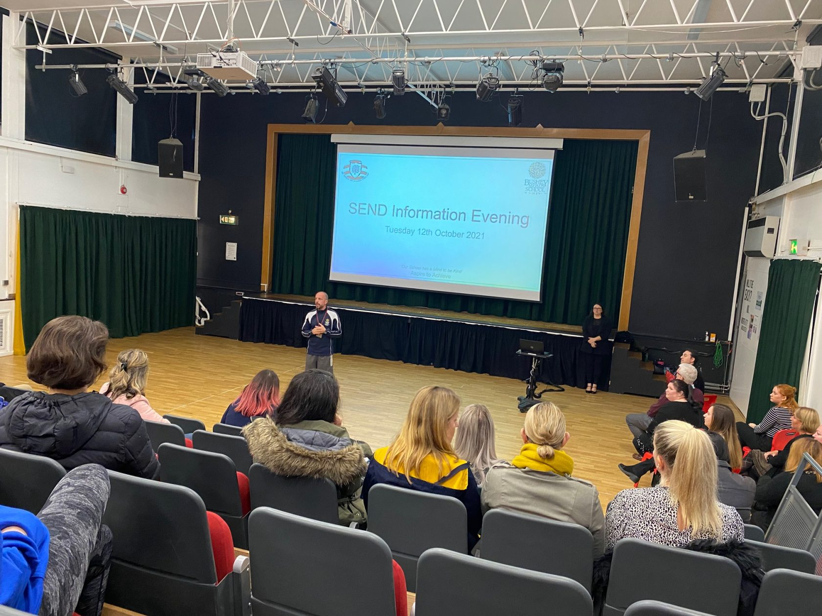 Learning Support Information Evening