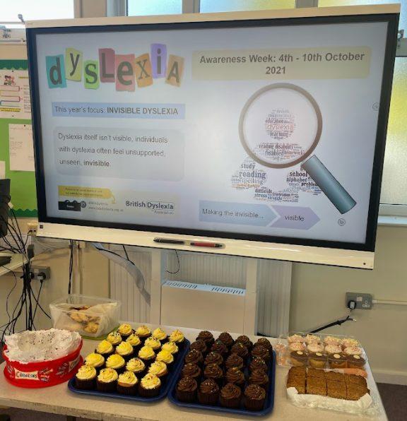 Dyslexia Awareness Week (4th-10th October)